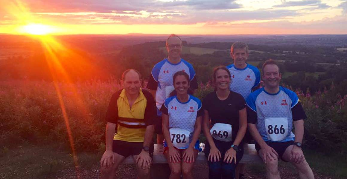 Clent Runners July 2017