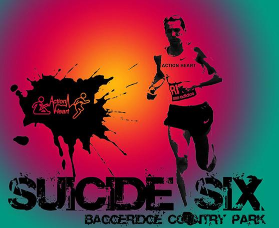 2017 Suicide Six advert run