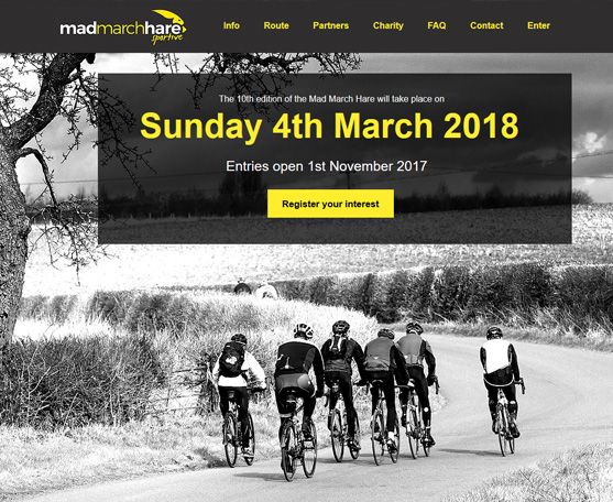 Mad March Sportive 2018