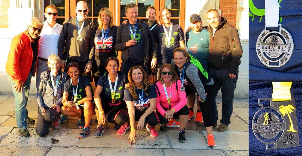 Friench Riviera Marathon November 2017