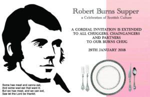 Burns Chug and Supper @ Barnt Green Sports Club | Barnt Green | England | United Kingdom
