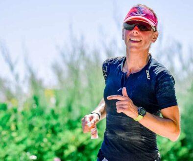 2021 Ironbourne Triathlon Rachel